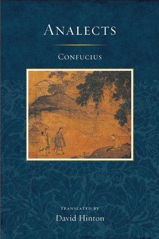 The Analectics of Confucius