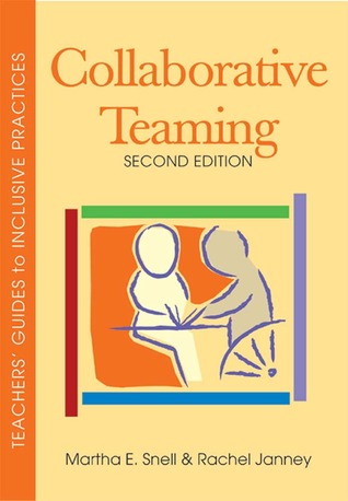 Collaborative Teaming (Teachers' Guides to Inclusive Practices)