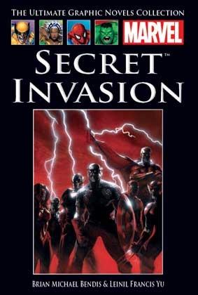Secret Invasion (Marvel Ultimate Graphic Novel Collection #58)