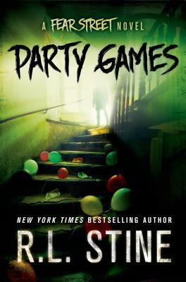 Party Games (Fear Street Relaunch, #1)