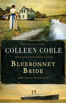 Bluebonnet Bride (Love Across the Sea #1.5)