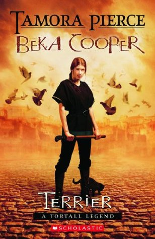 Beka Cooper #1