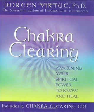 Ebook Chakra Clearing by Doreen Virtue PDF!