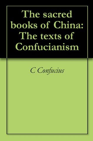 The sacred books of China: The texts of Confucianism