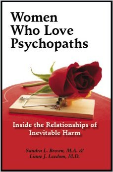 Women who love psychopaths by sandra l brown women who love psychopaths other editions enlarge cover 3234469 fandeluxe Images