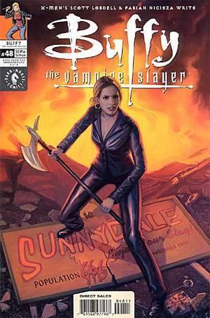 Buffy the Vampire Slayer (Comics #48)