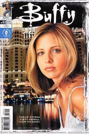 Buffy the Vampire Slayer (Comics #52)