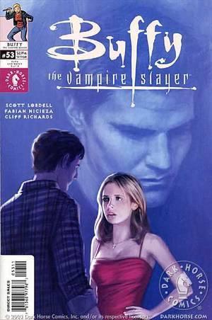 Buffy the Vampire Slayer (Comics #53)