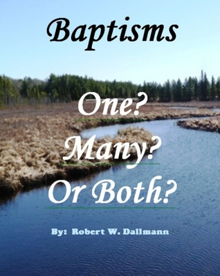Baptisms by Robert W. Dallmann
