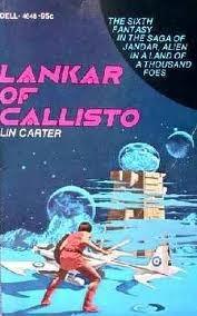 Lankar of Callisto by Lin Carter