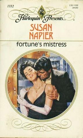 Fortune's Mistress by Susan Napier