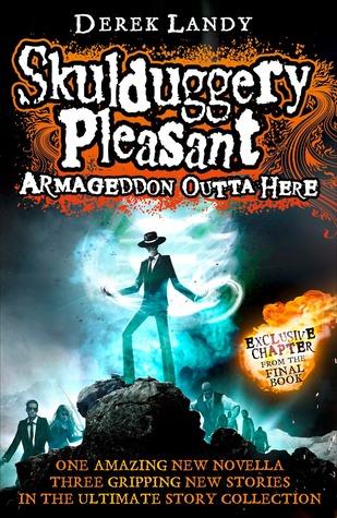 Armageddon Outta Here por Derek Landy