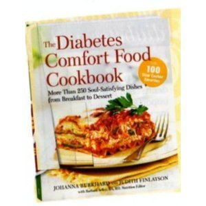 The diabetes comfort food cookbook more than 250 soul satisfying 6443168 forumfinder Images
