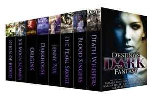 Destiny's Dark Fantasy Boxed Set