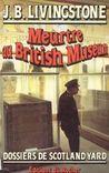 Meurtre au British Museum (Les Dossiers de Scotland Yard, #1)
