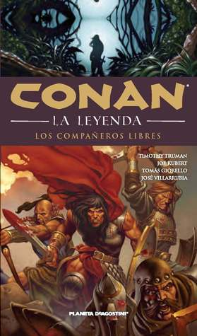 Conan, Vol. 09: Los Compañeros Libres
