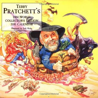 Terry Pratchett's Discworld 2011 Calendar