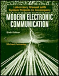 Laboratory Manual With System Projects To Accompany Modern Electronic Communication