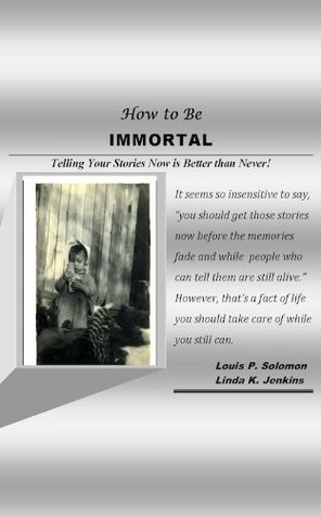 How To Be Immortal