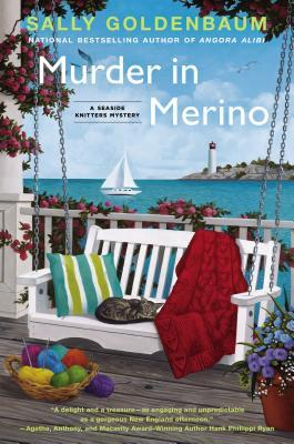 Murder in Merino (A Seaside Knitters Mystery, #8)