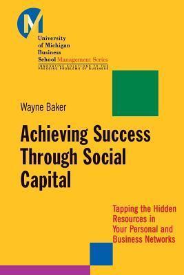 Achieving Success Social Capital P