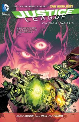 Justice League, Vol. 4 by Geoff Johns