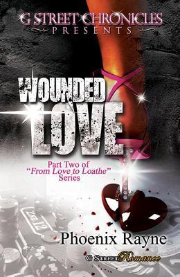 Wounded Love (From Love to Loathe #2)