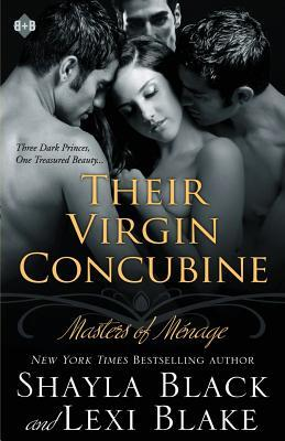 Their Virgin Concubine(Masters of Menage 3)