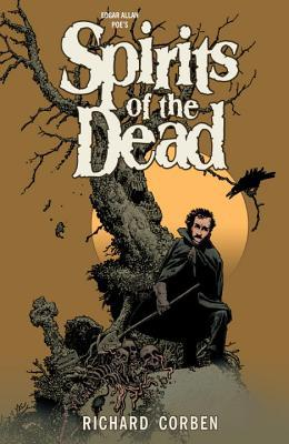 Edgar Allan Poe's Spirits of the Dead cover