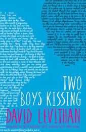 Two Boys Kissing by David Levithan