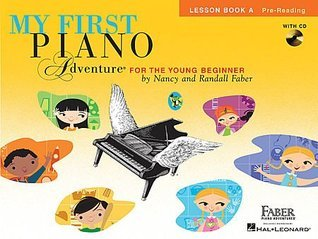 My First Piano Adventures - Level A Set (2 Book Set, Lesson Book A with CD, Writing Book A)