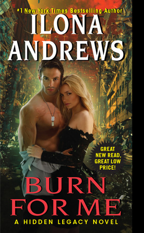 Book Review: Ilona Andrews' Burn for Me