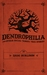 Dendrophilia and Other Soci...