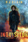Inquisitor by R.J. Blain