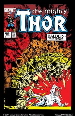 Thor (1966) #344