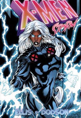 Image result for X-Men: Storm by Warren Ellis
