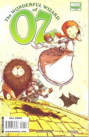 Wonderful Wizard of Oz #1