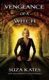 Vengeance of a Witch (The Savannah Coven #8)