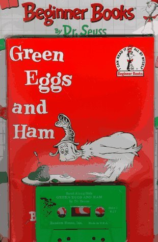 Green Eggs and Ham (Beginner Book and Cassette Library)