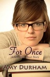 For Once - A Sky Cove Short Story (Sky Cove #1.5)