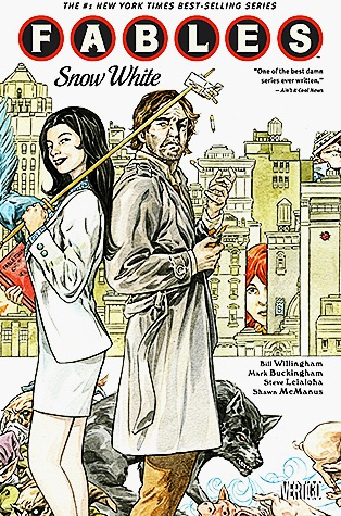 Ebook Fables: Snow White by Bill Willingham PDF!