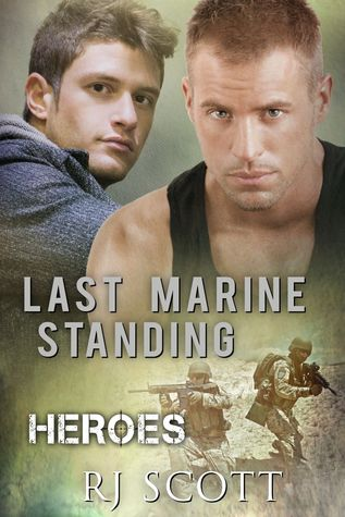 Last Marine Standing (Heroes #2)