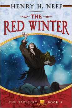 The Red Winter (The Tapestry, #5)