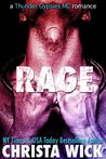 Rage (Thunder Gypsies MC, #1)