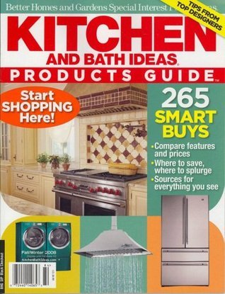 Better Homes And Gardens Special Interest Publications, Kitchen & Bath, Fall/Winter 2008 Issue