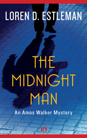 The Midnight Man (Amos Walker, #3)