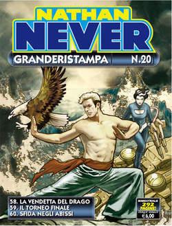 Nathan Never Granderistampa n. 20