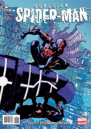 Superior Spider-Man 08 (Superior Spiderman Ovni Press, #8)