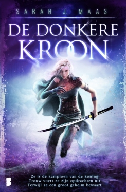 De donkere kroon (Throne of glass, #2)