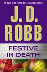Book cover for Festive in Death (In Death, #39)